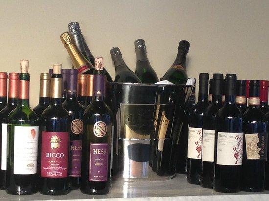 San Anselmo, CA: wine club