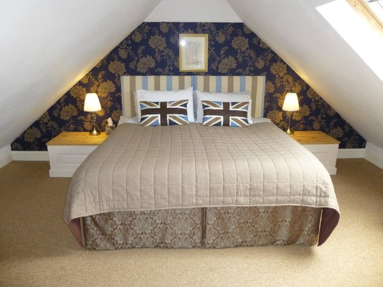Glen Avon Bed & Breakfast: Double bed option