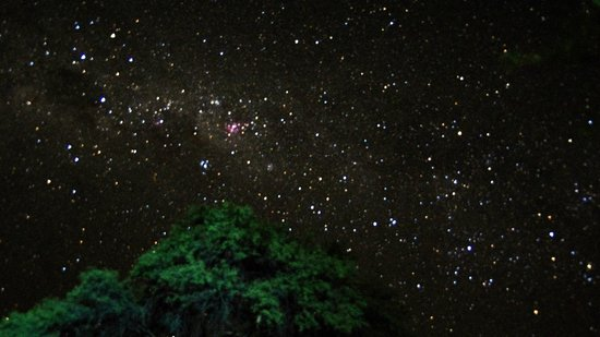 Purros Camp: The Milky Way...