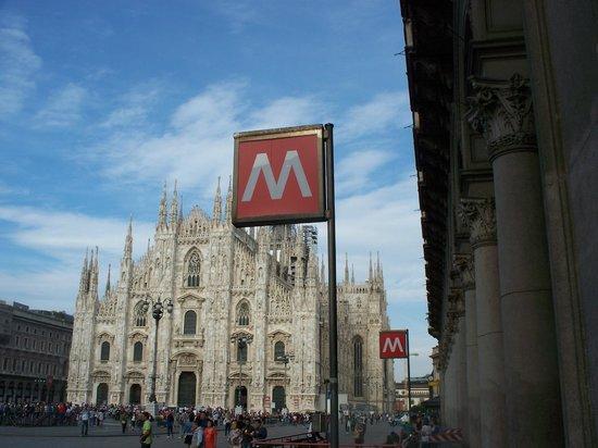 Metropolitana Milanese