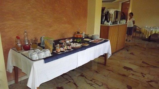 Hotel Iside : petit déjeuner