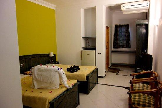 Zabargad Berenice Resort: Room