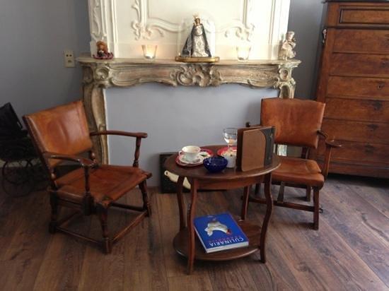 Marie's House: Thuis-gevoel met zalige zetelstoelen