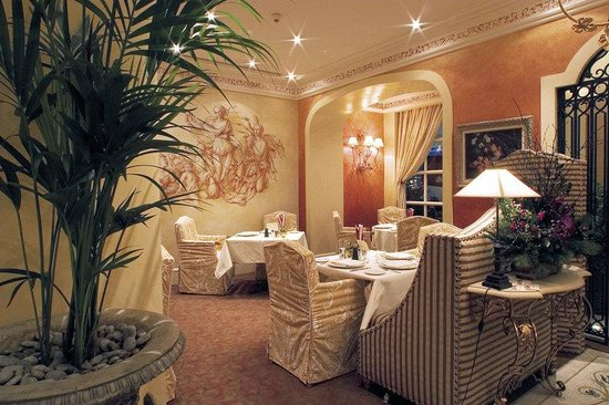 Hotel Lotti Paris: RESTAURANT
