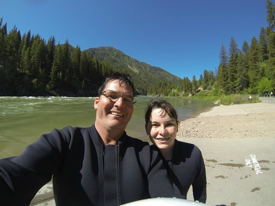 Jackson Hole Whitewater : FUN