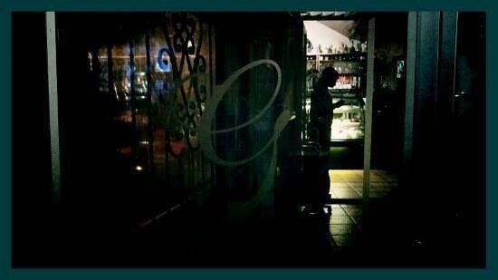 Da Graziella: Entrance