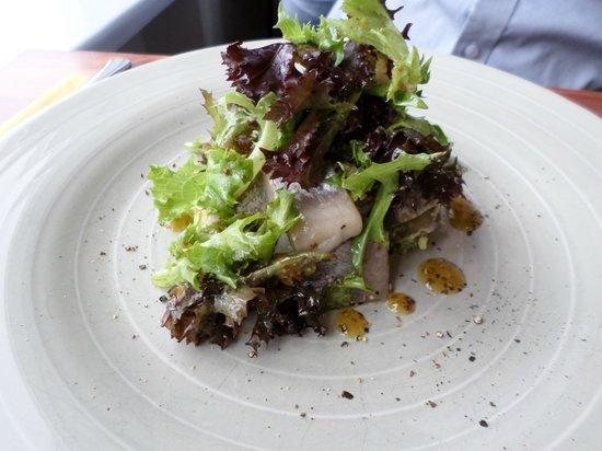 Hotel Lundi Restaurant: Char fish