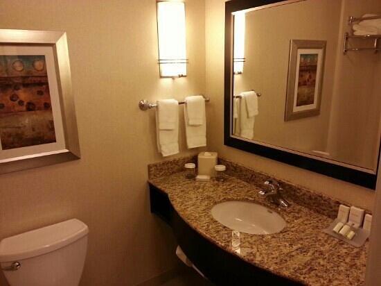 Hilton Garden Inn Seattle/Bothell, WA : Bothell HGI - spotless