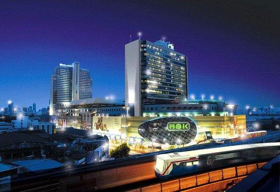 Pathumwan Princess Hotel : MBK Shopping Center
