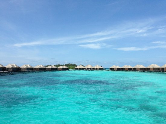 Coco Bodu Hithi: Escape Water Residences