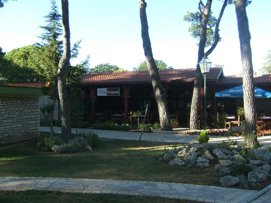 Mediterranean Village San Antonio : Blick aufs Restaurant