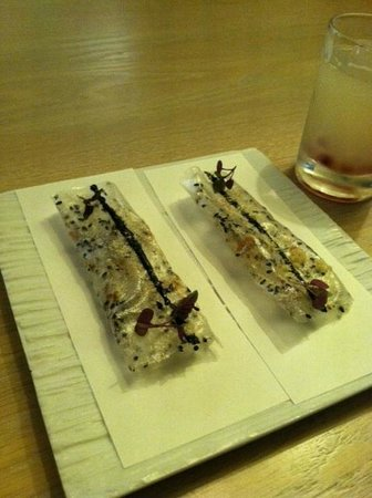 minibar, Washington, D.C.: I forgot what this was, but it was one of the best course