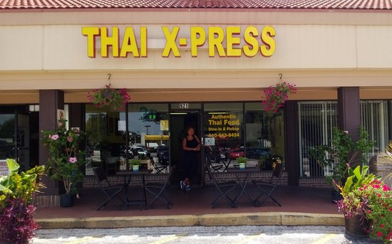 Thai X-Press Cafe