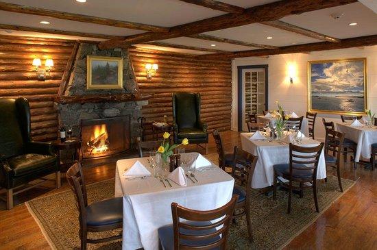 Boothbay Harbor Country Club: BHCC Dining