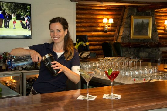Boothbay Harbor Country Club: BHCC Bar