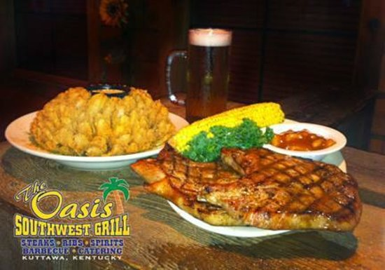 The oasis southwest grill american restaurant 42 days for American southwest cuisine