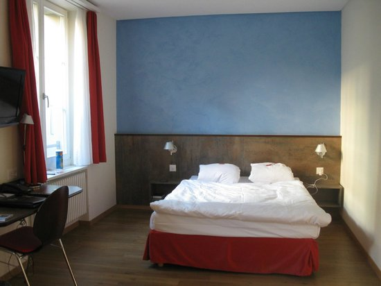 Sorell Hotel Arabelle: Double-bed room 212