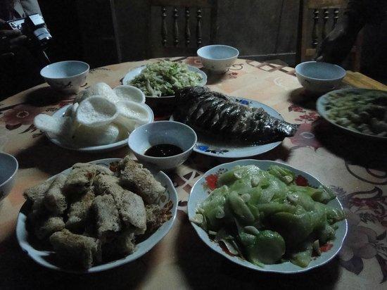 Chez XiQuan: mets délicieux