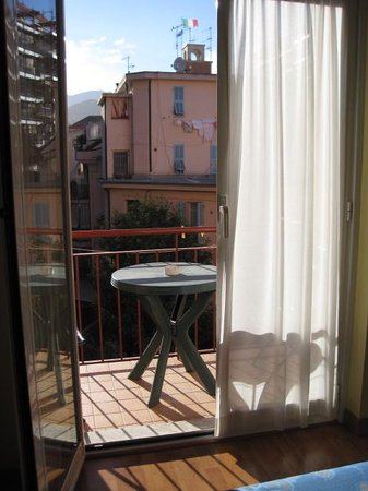 Hotel Calypso - balcony