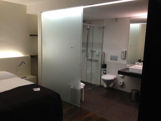 Hotel Waldstatterhof: Double room