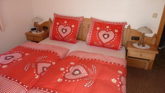 Ferienwohnungen Haid: Schlafzimmer