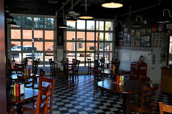 Lee Street Station Cafe: Diner
