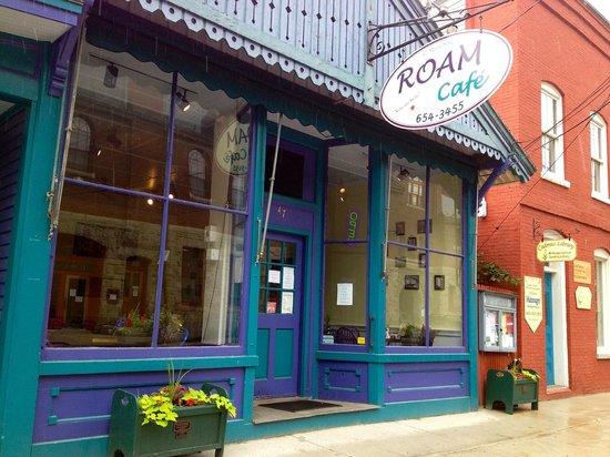 Roam Cafe Menu Wilton Nh