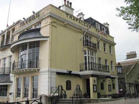 Trafalgar Tavern  London - Greenwich