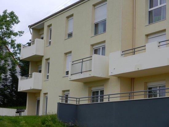 Residence Carouge: Studio 207 top left