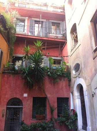 Hotel Ferraro Rome Italy