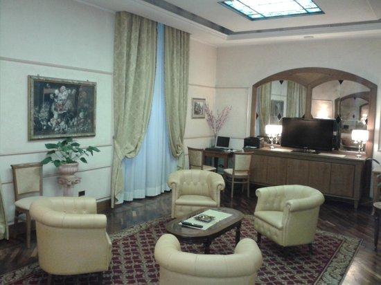 Hotel Torino: Lobby