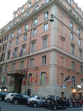 Hotel Torino: fachada