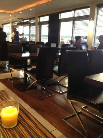 King Solomon Hotel: Speisesaal