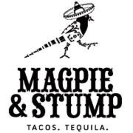 Magpie & Stump: Logo