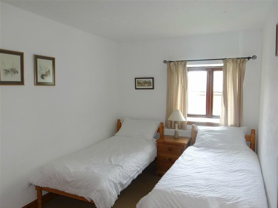 Rainow, UK: Croft Cottage - Twin Room