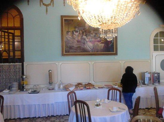 Camprodon Hotel: Desayuno
