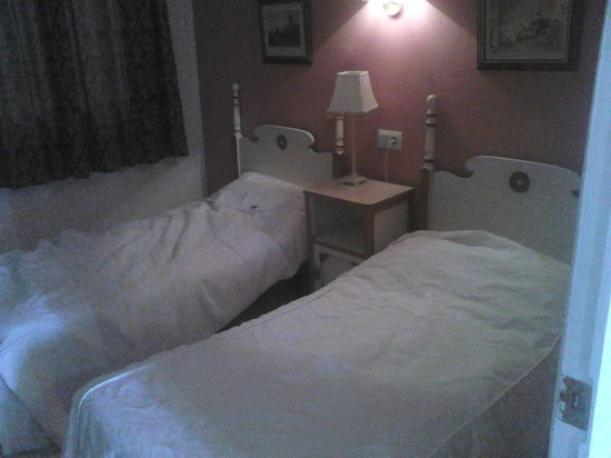 Camprodon Hotel: Habitación familiar
