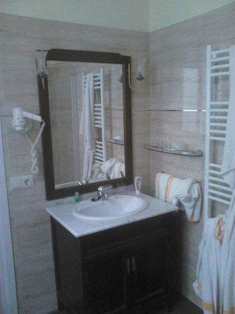 Camprodon Hotel: Cuarto de baño