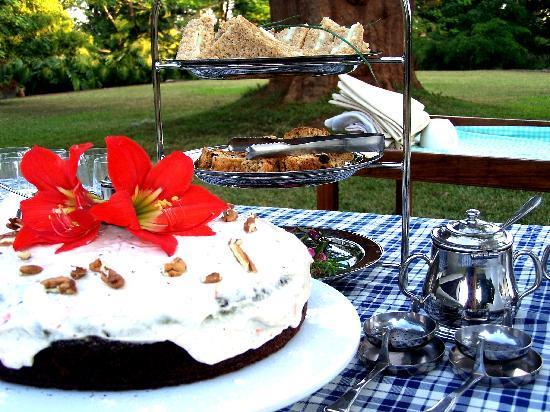 Huntingdon House : Afternoon Tea