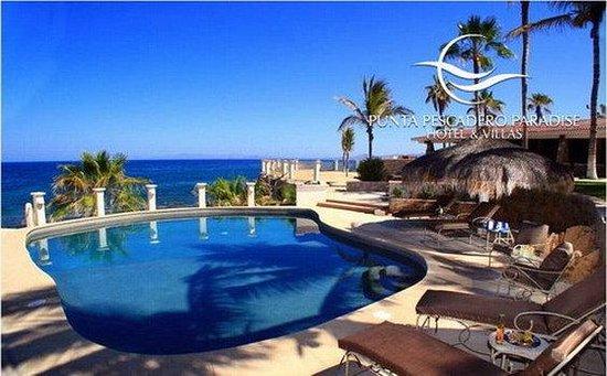 Punta Pescadero Paradise Hotel & Villas: Pool