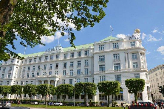 Hotel Atlantic Kempinski Hamburg: Außenansicht