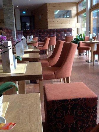 Romantik Hotel Böld: Lounge