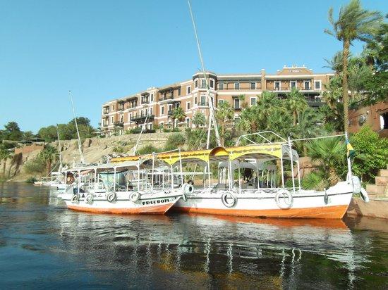 Nile River: Cataract Hotel
