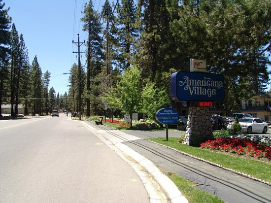 Americana Village : Great Location, Quiet Resort