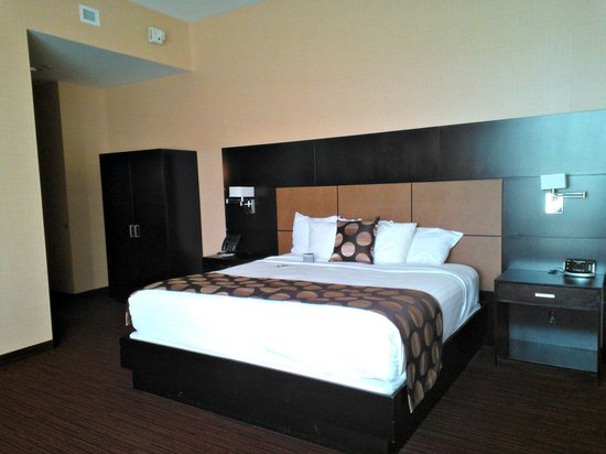 Turtle Creek Casino & Hotel: Nicey appointed rooms