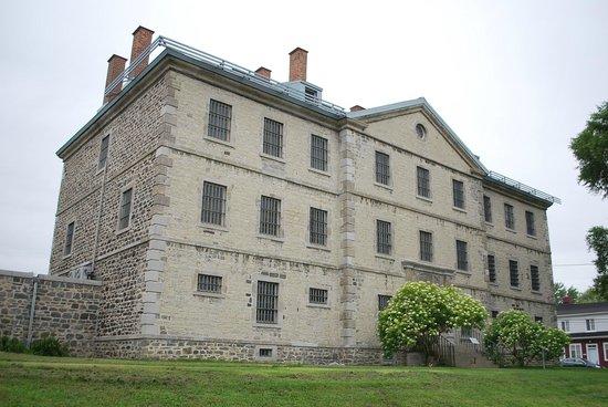 Vieille prison de Trois-Rivières : Old Prison, Trois Rivieres, Quebec