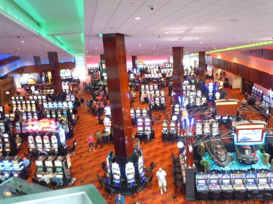 Turtle Creek Casino & Hotel: Casino
