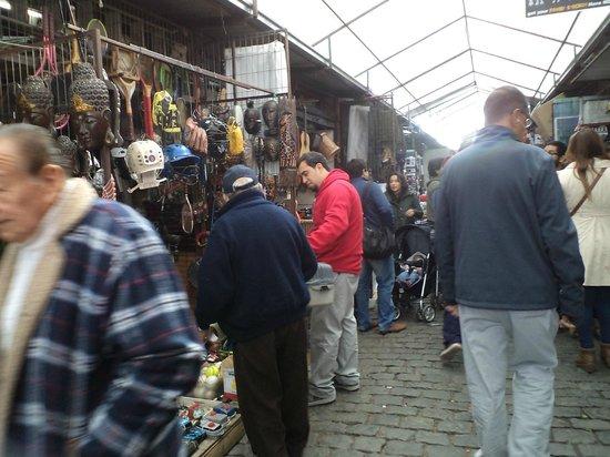 Bio-Bio Market : Santiago de Chile. Persa Bío-Bío.