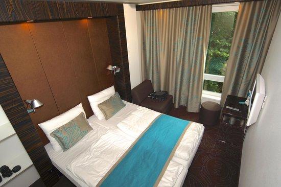 Motel One Dresden-Palaisplatz: geschmackvolle Zimmer