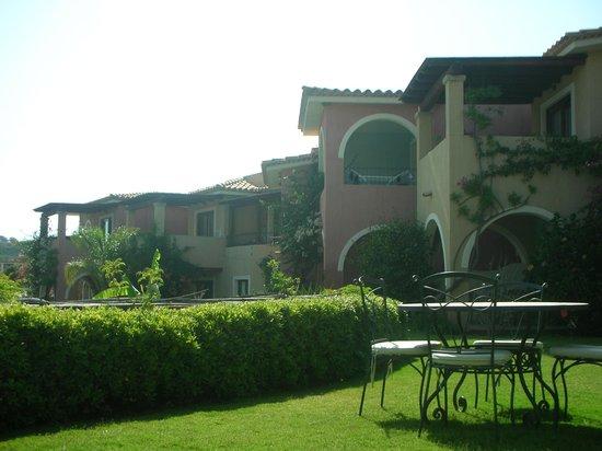 Hotel Mariposas : L'hôtel côté piscine